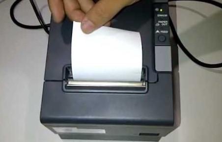 Cara Mengatasi Printer Kasir Tidak Mau Print