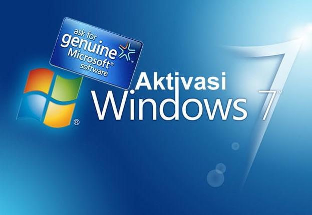 Aktivasi Windows 7 Ultimate 32 dan 64 Bit (Offline dan Permanen)