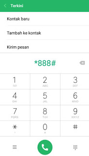 Cara Cek Paket Kuota Telkomsel Menggunakan Dial Phone