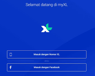 Cek Kuota Internet XL Melalui Website MyXL