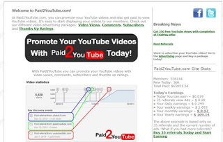 Nonton video di bayar di paid2youtube