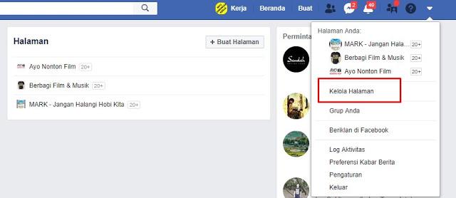 1 cara mendapatkan uang di facebook