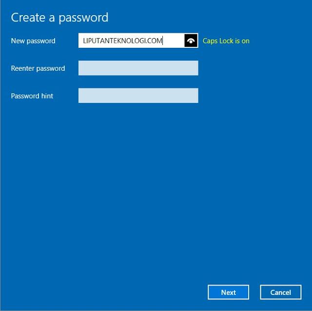 Mengunci Keyboard Laptop Dengan Windows Lock