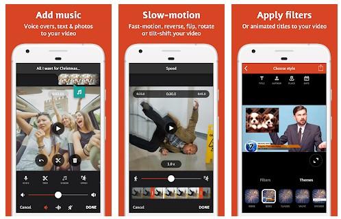 Aplikasi Edit Video Android Videoshop
