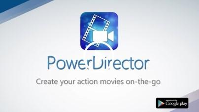 Aplikasi Edit Video Di HP Smartphone Menggunakan Aplikasi Power Director