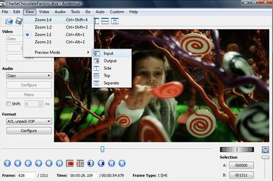 Aplikasi Edit Video PC Ringan Dengan Avidemux