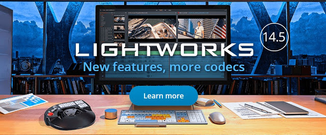 Aplikasi Edit Video Terbaik di PC Lightworks