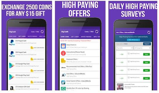 Aplikasi Make Money Penghasil Pulsa dan Penghasil Uang Cepat Terbaru
