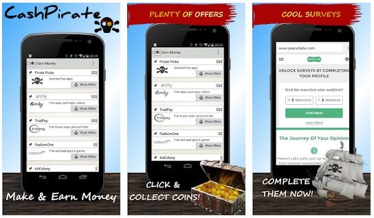 Aplikasi Penghasil Uang Dolar Online