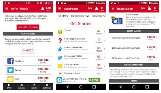 Aplikasi Penghasil Uang di Android 2019
