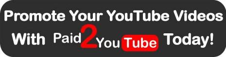 Cara Mendapatkan Uang dari Nonton Video Youtube di Paid2Youtube