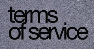 MELANGGAR ATURAN TERMS OF SERVICE