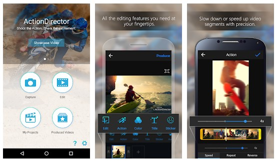 Mengedit Video di Android Dengan Aplikasi Action Director