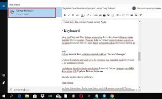 Reinstall Driver Keyboard