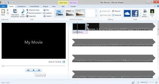 Windows Movie Maker Aplikasi Edit Video PC Gratis Terbaik