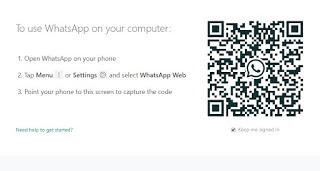 cara menghubungkan aplikasi whatsapp di laptop