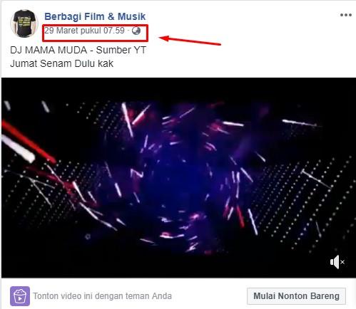 Unduh Video Facebook
