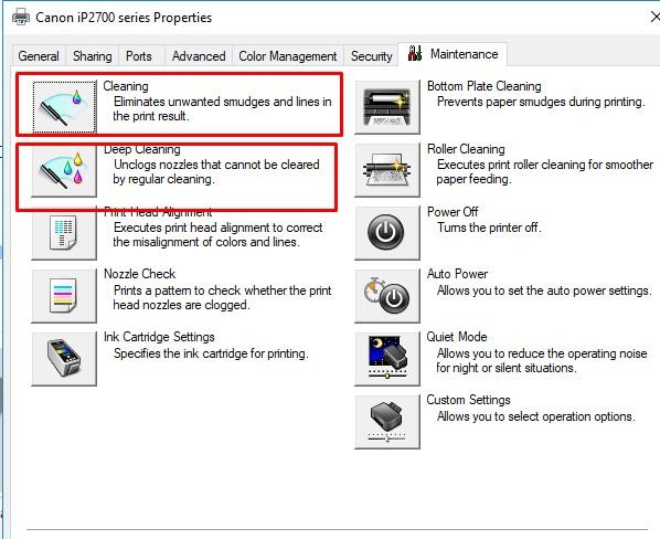 Cara Mencairkan Tinta Printer Yang Kering