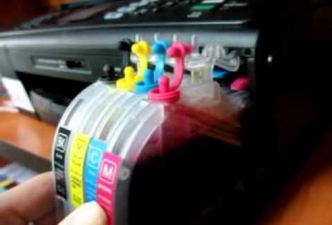 Cara Memperbaiki Printer Brother Close Ink Cover