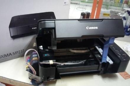 Cara Memperbaiki Printer Canon Pixma MP237 berkedip