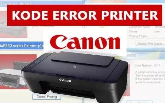 Cara Mengatasi Printer Error Paling Mudah [SEGALA TIPE]