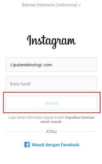 Cara Mengganti Tema Instagram dengan aplikasi
