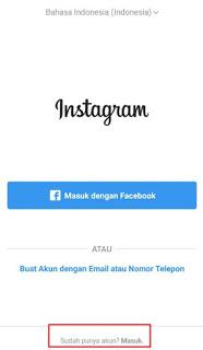 Cara Menggubah Tema Instagram