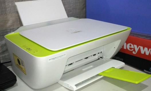 Cara Scan Dokumen Di Printer HP Deskjet 2135