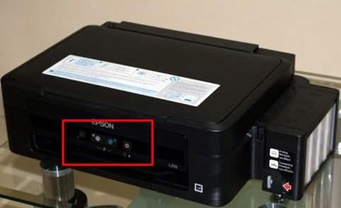 Cara Scan Printer Epson L220 Dengan Tombol Scan