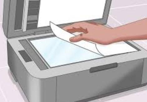 Cara Scan dokumen Di Printer HP