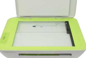 Cara Scan foto Di Printer HP Deskjet 2135