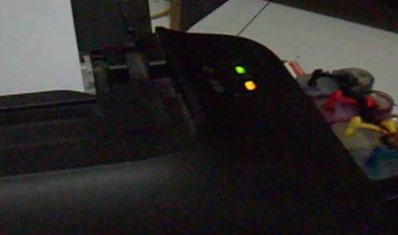 Indikator Printer Canon Ip 2770 Berkedip 5 Kali