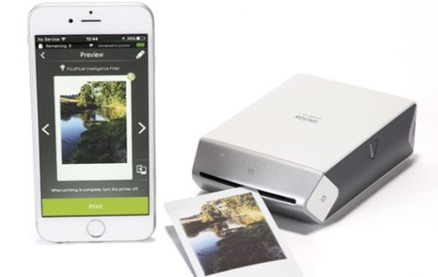 Printer Bluetooth Terbaik Merk Fujifilm Instax Share SP-2