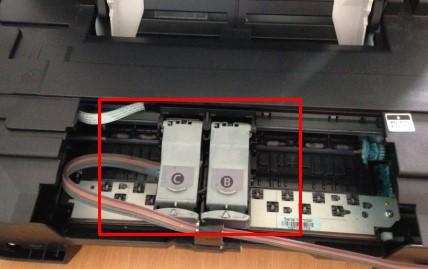 cara memperbaiki printer mancet total
