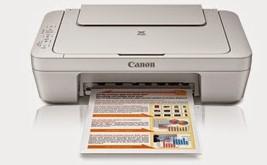 cara mengatasi printer canon MG2500 error