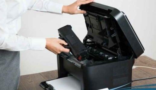 tinta printer mancet