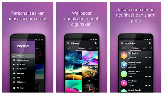 14 Aplikasi Wallpaper Terbaik Di Android Gratis Liputanteknologi