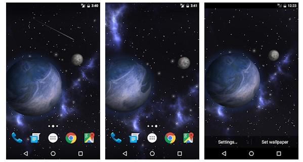 Cara Membuat Wallpaper Android
