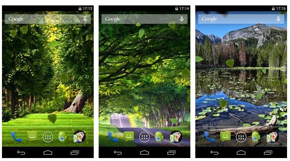 Cara Membuat Wallpaper di smartphone android